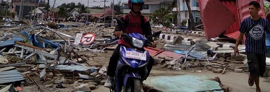 aide aux sinistrés
