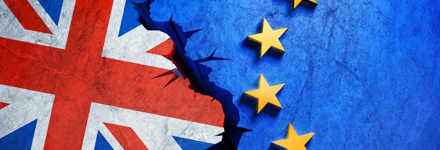 Repercussions  de Brexit sur le monde de la finance
